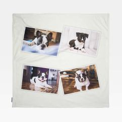 Cat Proof Sofa Fabric Rust Bed Pet Blankets For Cats & Dogs: Personalised Dog Blanket
