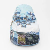 Custom Bean Bags With Photos. Personalized Bean Bag Chairs