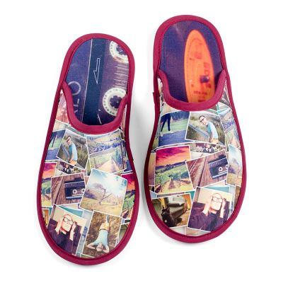 Schuhe mit Foto bedrucken Schuhe mit eigenem Foto