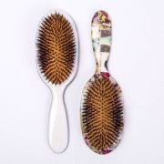 personalized hair brush design