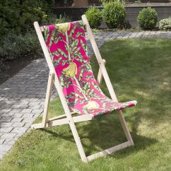 Canvas Sling Chair Black Outdoor Rocking Chairs Canada Personalised Deckchairs. Photo Deckchairs Custom Made By Bags Of Love