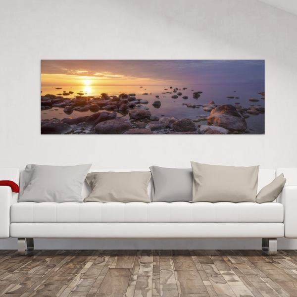 Panoramic Canvas Prints. Create Canvas