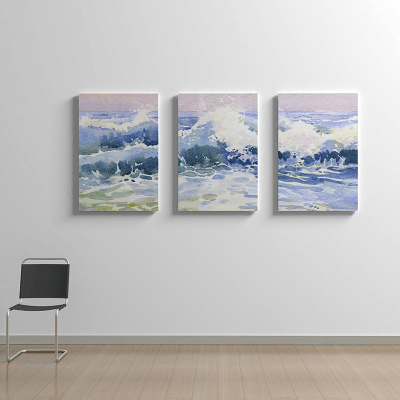 triptych canvas prints create