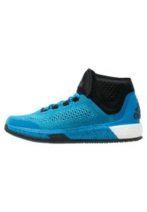 adidas Performance 2015 CRAZYLIGHT BOOST PRIMEKNIT Buty do koszykówki solar blue/core black