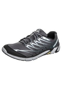 Merrell BARE ACCESS 4 Buty do biegania neutralne black/dark grey