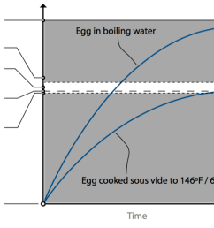egg temperature chart from cooking for geeks [ 1546 x 592 Pixel ]