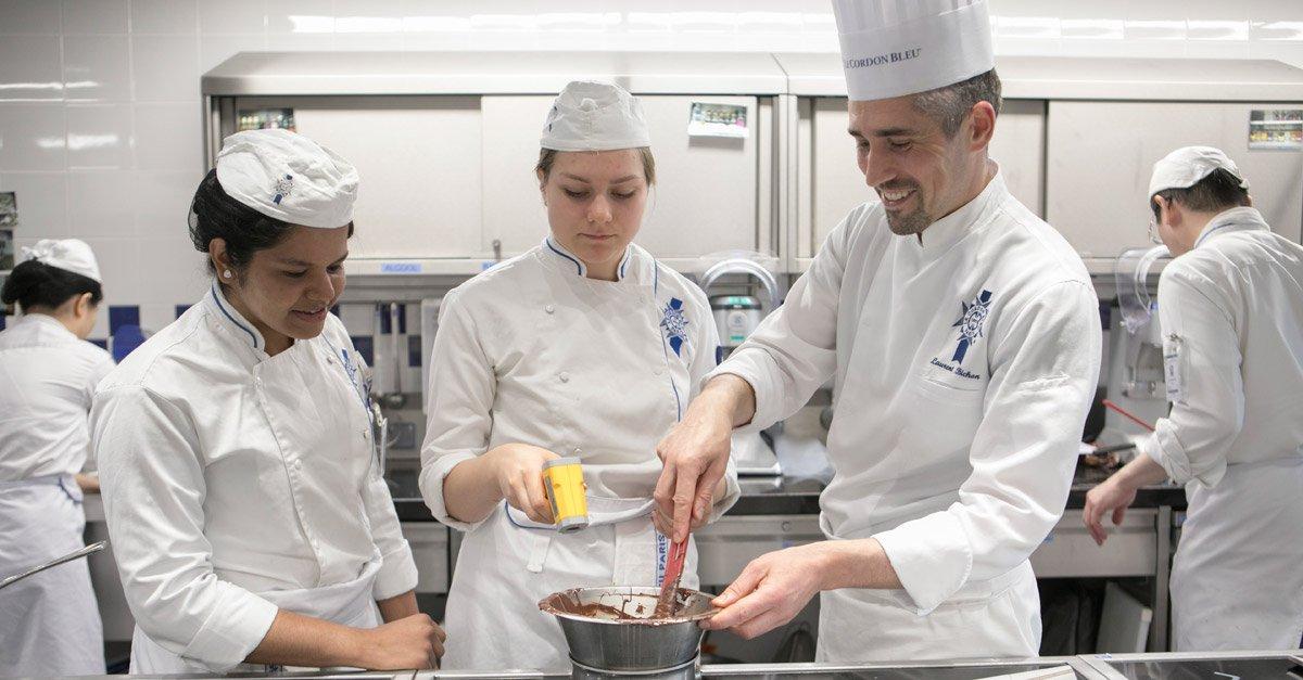 Grand Diplôme ® - Cuisine and Pastry diplomas  Le Cordon Bleu Paris