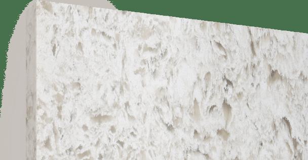 Creamy countertop options