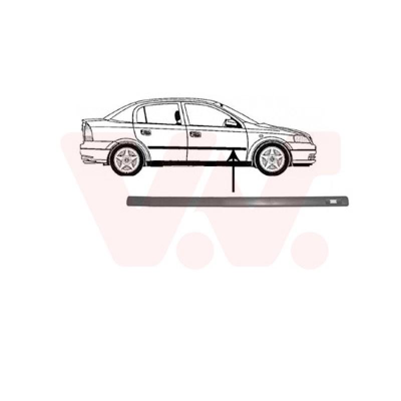 Baguette porte avt droite Opel Astra G 4/5 ptes 98-2004
