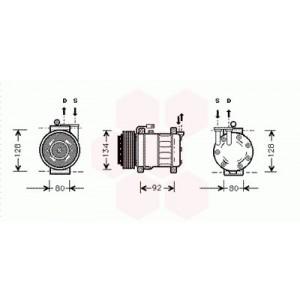 Radiateur turbo Alfa Romeo 156 diesel 1.9 JTD / 2.4 JTD TD