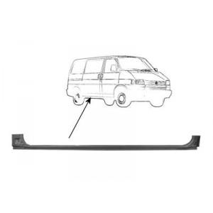 Panneau de porte droit Volkswagen Transporter T4 Caravelle