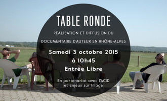 Photo SLIDE pour TABLE RONDE