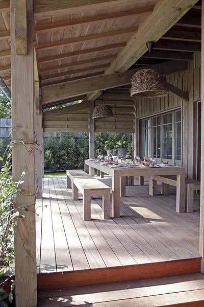 Terrasse en bois  15 belles photos  voir  Ct Maison