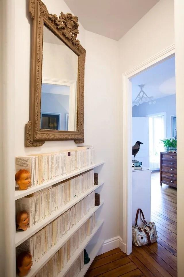 Agrandir Lespace Avec Des Miroirs Miroir Sur Mesure