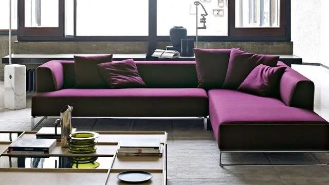 Canape Dangle Solo Design Antonio Citterio