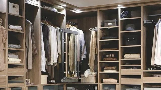 Dressing sur mesure dressing lapeyre  8 exemples de rangements  Ct Maison