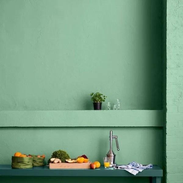 Couleur Peinture Maison Pourquoi On Aime Le Vert Ct