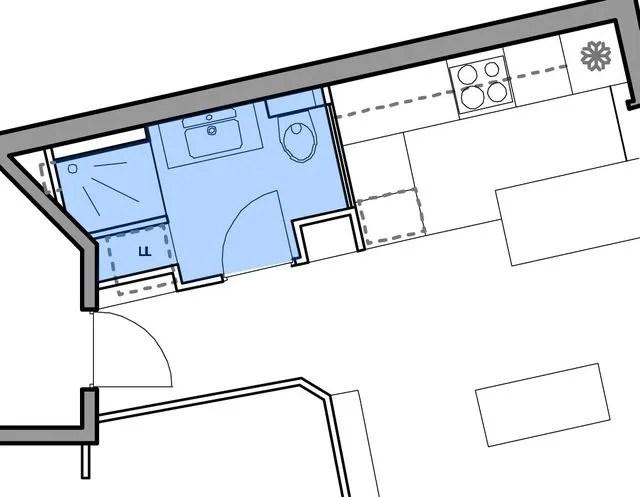 Plan Gratuit Salle De Bain Avec Wc Ct Maison