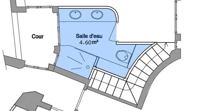 28 plans pour une petite salle de bains de 5 m2