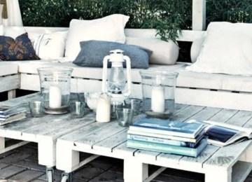 Best Salon De Jardin Bois Recycle Images - House Design ...