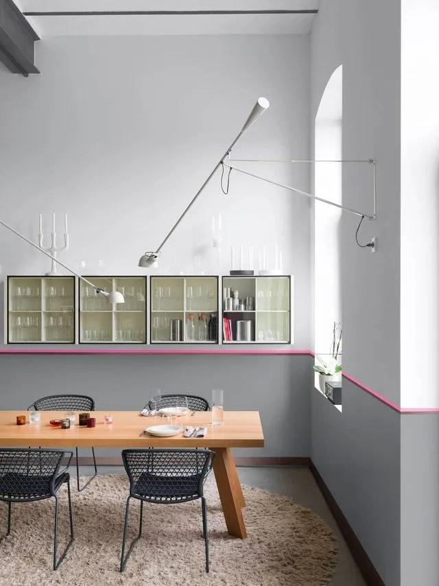 Relooker son salon sa maison avec de la peinture couleur  Ct Maison