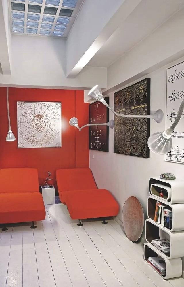 Appartement Paris Canal SaintMartin de lartiste Kimiko Yoshida  Ct Maison