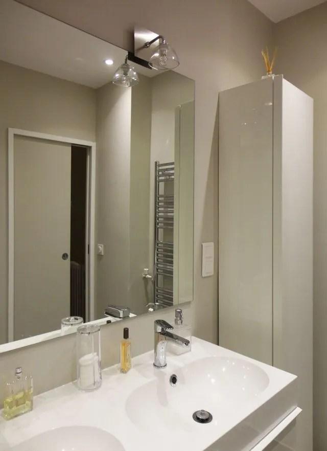 Rnovation salle de bain et chambre Paris  13 000 euros pour tout refaire  Ct Maison