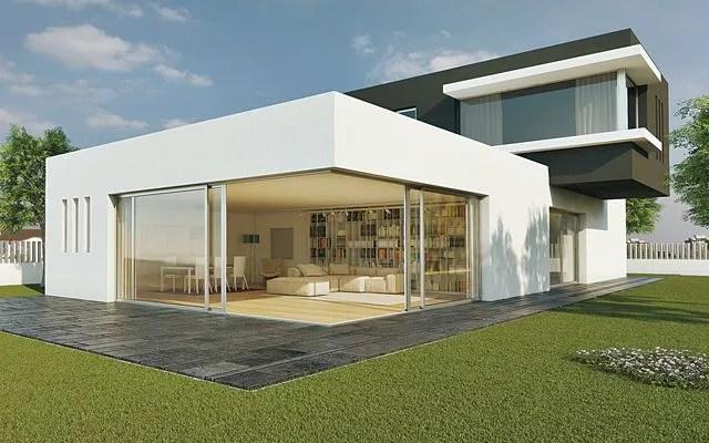 baies vitrees pour maison contemporaine