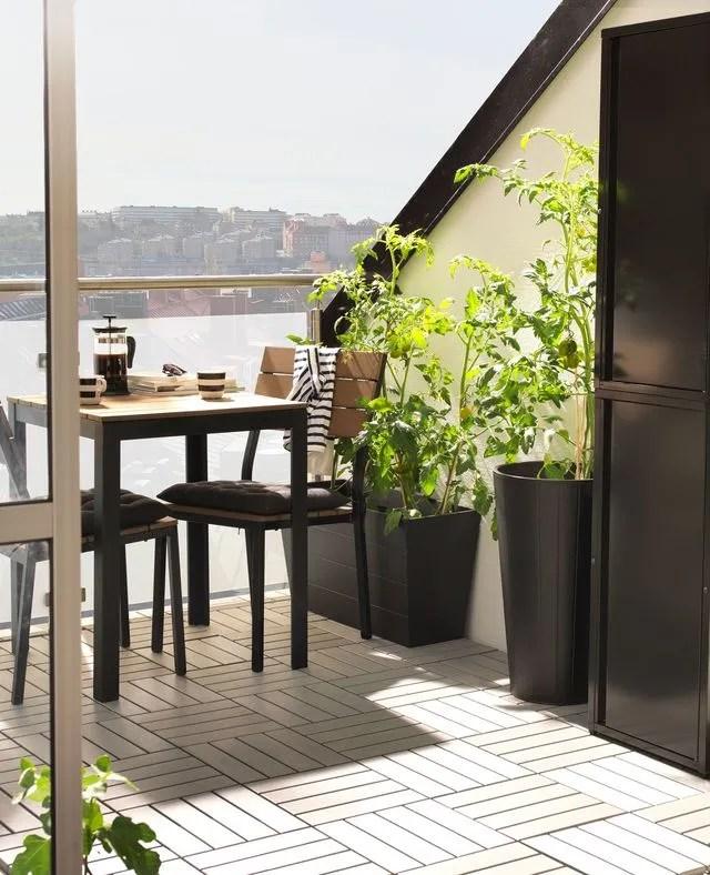 terrasse revetements en bois et bois composite ikea