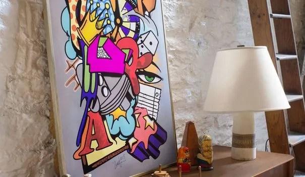 Dco Murale Ikea Met Le Street Art 999 Euros Ct