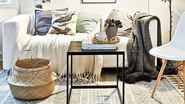 Amnager Un Petit Salon Avec 7 Astuces Ct Maison