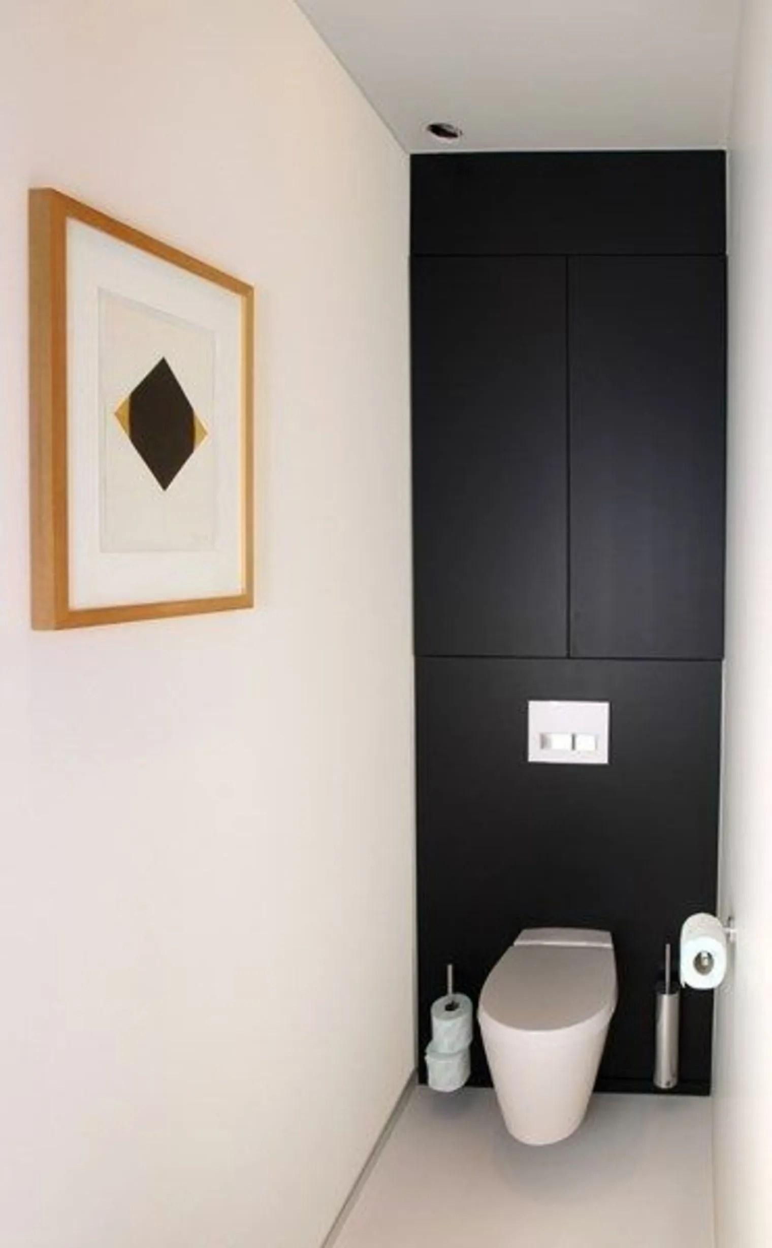 Dcoration Toilettes Moderne Ide