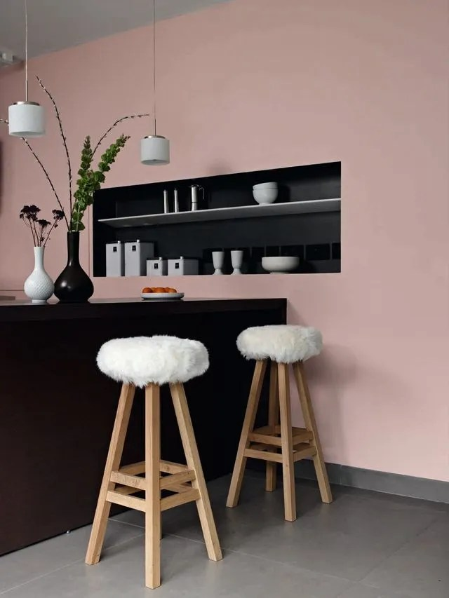 Peinture cuisine  12 couleurs tendance pour repeindre  Ct Maison