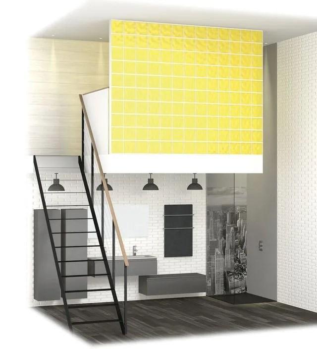 Lapeyre Salle De Bains Design Par Fx Ballery Cote Maison