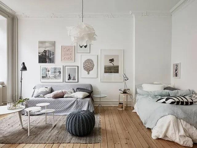 Studio tudiant  12 ides dco pour petit appartement  Ct Maison