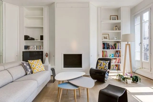 Appartement Paris 8  un 140 m2 rnov pour 80 000 euros HT  Ct Maison