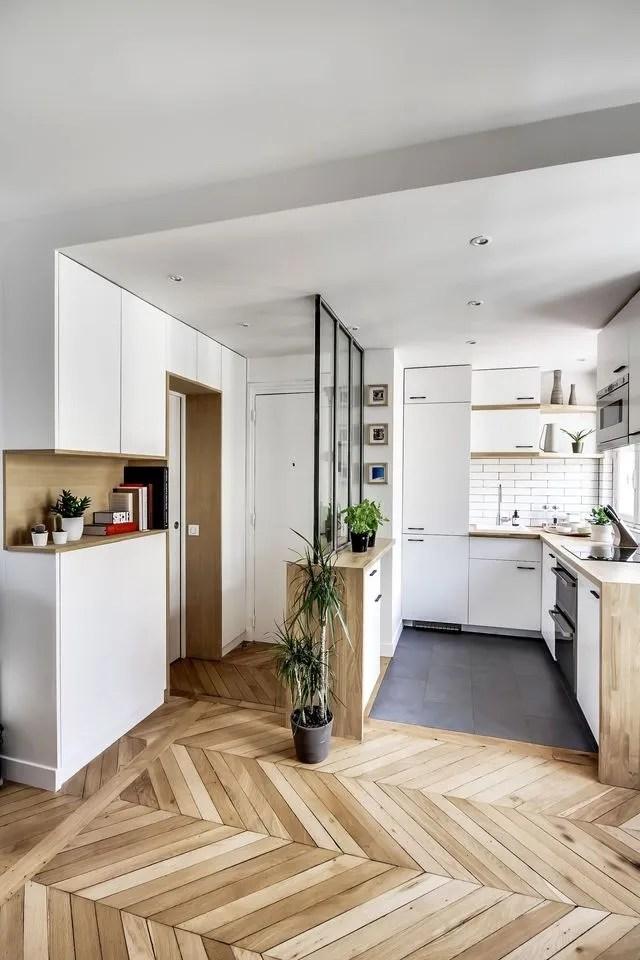 Appartement paris dco et design  12 photos inspirantes  Ct Maison