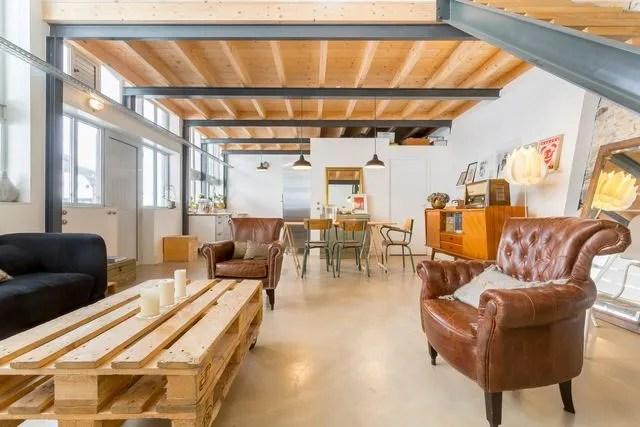 Loft Lyon 9  photos dune ancienne imprimerie transforme  Ct Maison