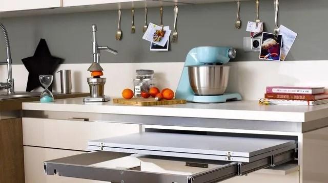 équiper une petite cuisine