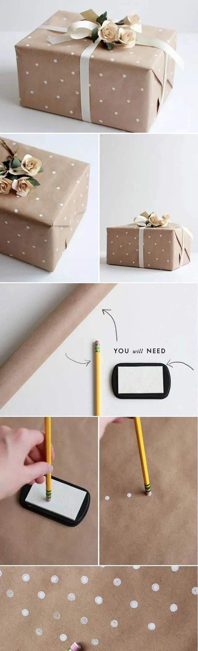 Comment Emballer Un Cadeau : comment, emballer, cadeau, Comment, Emballer, Soi-même, Cadeaux, Noël, Côté, Maison