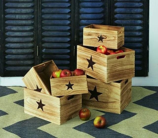 Rangement Deco Pour La Cuisine Desserte Boite Cote Maison