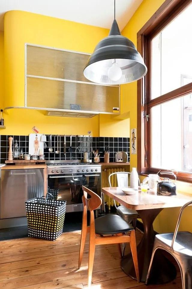 tapisserie cuisine moderne