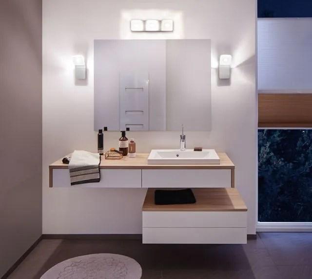 Eclairage Salle De Bains Lequel Choisir Cote Maison