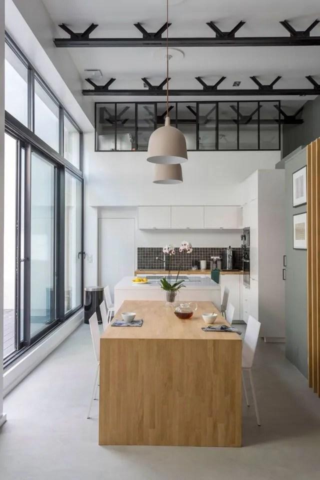 cuisine industrielle ikea