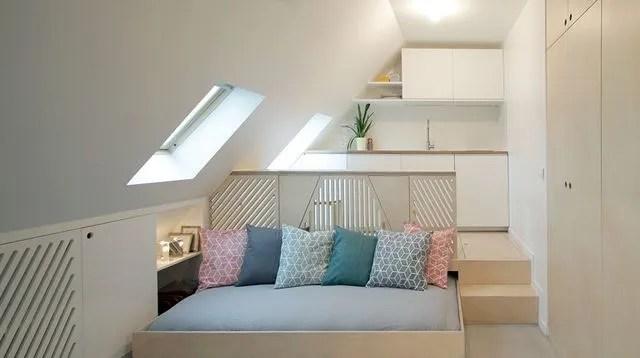 Gagner de la place  amnagements pratiques optimiser les m2  Ct Maison