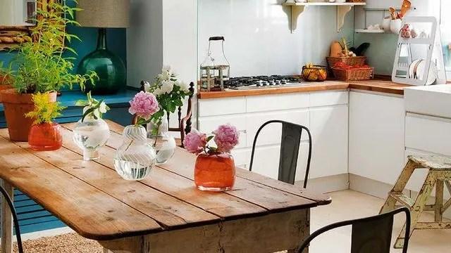 Cuisine Deco Cuisine Le Style Retro Et Vin E L