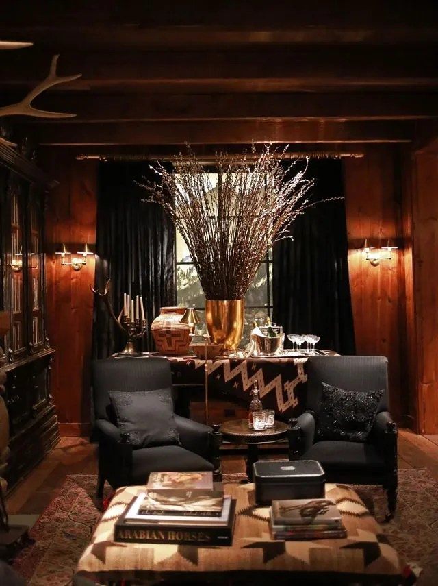 Ralph Lauren Home sintalle sur Instagram  Ct Maison
