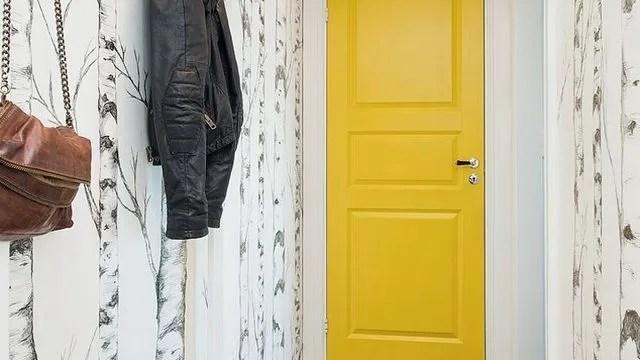 Peinture porte intrieure  10 ides relooking  Ct Maison