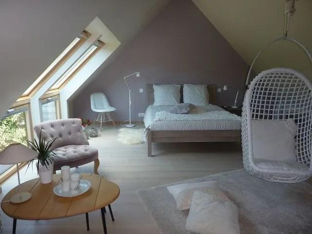 Dco Chambre Des Ambiances Zen Et Relaxantes Ct Maison