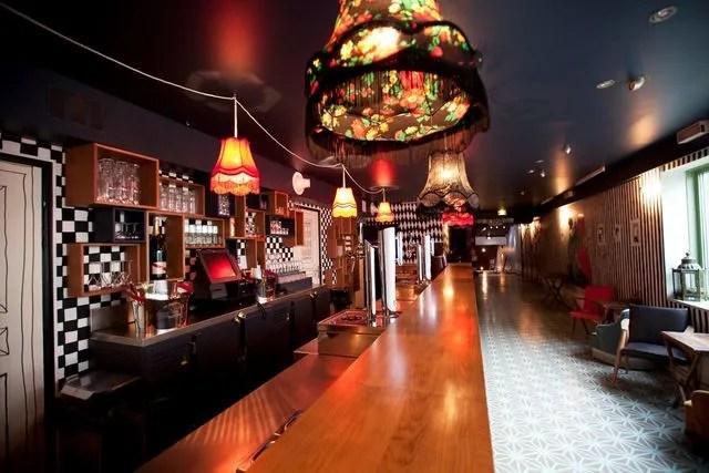 Ide dco  des bars et restaurants pour sinspirer  Ct Maison